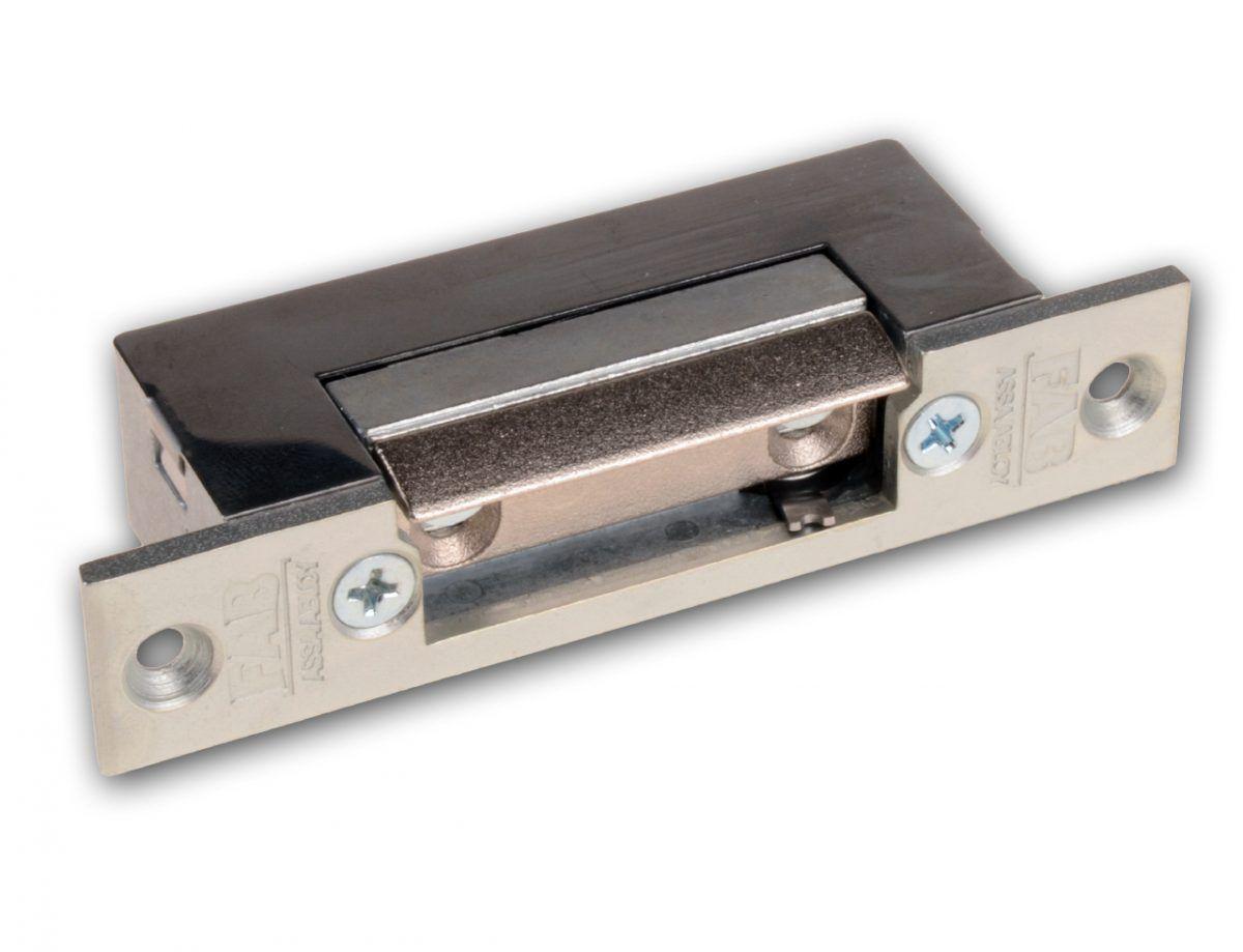 Elektrický otvírač s blokací