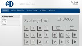 Web Client pro Job Abacus Pro - Registrace